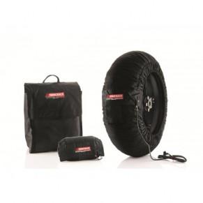 Paire de couvertures chauffantes TERMORACE ADVANCED (température 90°C) 1000 SUPERBIKE - SUPERSPORT - MOTO2
