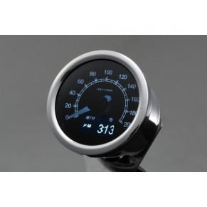 Compteur de vitesse OLED Daytona 200 km/h