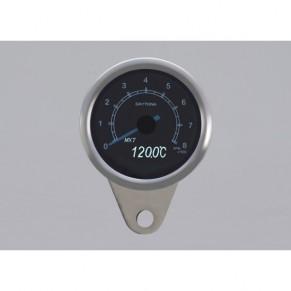 Compte-tours OLED Daytona 8000 tr/min à LED