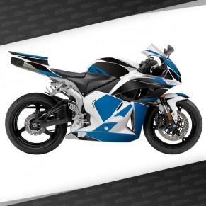 600 CBR 2008-2011